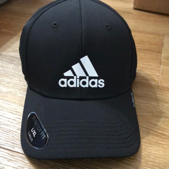 e9c3ceafd32 adidas Gameday II stretch fit hat